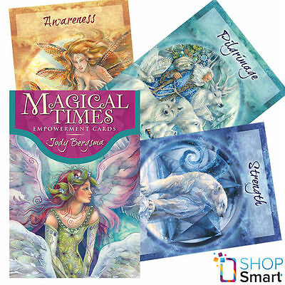Magical Times Empowerment Deck Cards Oracle Esoteric Telling Jody Bergsma
