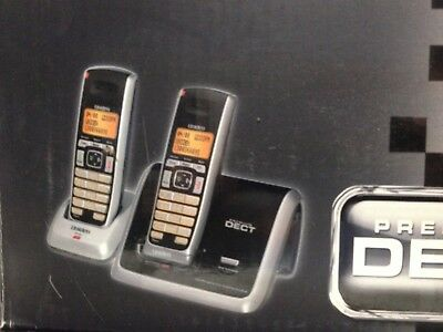 New UNIDEN DECT 6015+1  Premium Digital Cordless Phone System