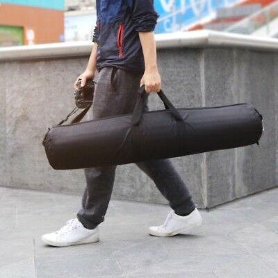Pro 60-80CM Portable For nylon Camera Tripod Carry Case Padded Bag with Strap