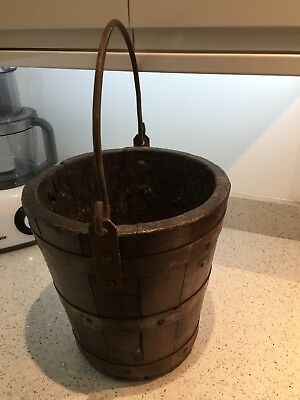 antique Bucket Lovely Item