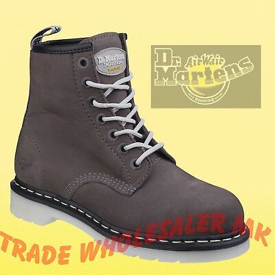 967e4937d5f DR. MARTENS SAFETY Boots Steel Toe Work Boots DM Riverton New Style ...