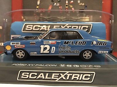 $1 Start-Scalextric Ford Falcon XY GTHO Goss MIB C3696 SCA6895