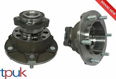 Ford Transit Mk8 2.2 Rwd Front Wheel Hub + Bearing + 6 Stud Double Rear Wheel