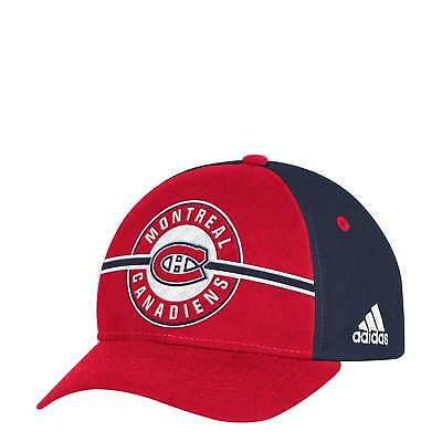 Adidas NHL Montreal Canadiens Structured Adjustable Cap