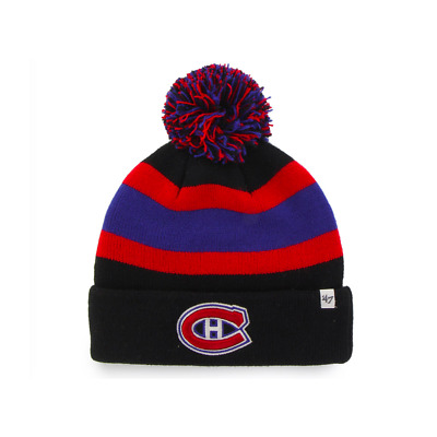 '47 NHL Montreal Canadiens Breakaway Cuff Knit