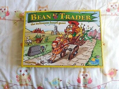 Bean Trader The Bohnanza Board Game