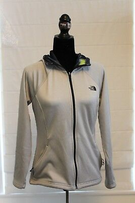 77a32538f489 The North Face Women s Agave Hoodie Jacket Active M Gray Lunar Ice MSRP   130 NEW