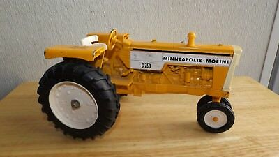 Minneapolis-Moline G-750 Toy Tractor Used 1/16