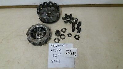 Cagiva Mito 125 Year 2001 Complete Clutch Working