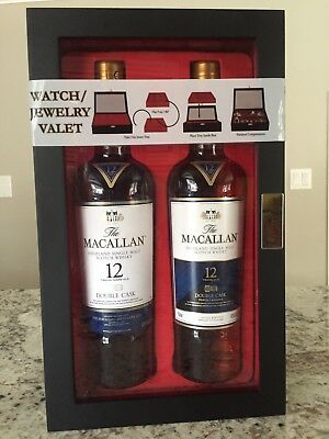 RARE. The Macallan Double Cask LIMITED EDITION. Watch/Jewelry Valet. Collectible