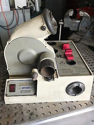 Darex Sp 2500 Precision Drill Sharpener Parts Only **see Video**