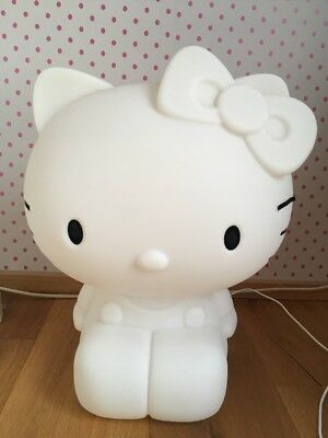Hello Kitty LED Lampe