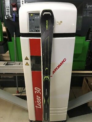 Head Super Joy 16/17 Damen Allround Carver Ski Alpin Skiset 153cm