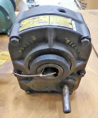 Dodge 15:1 Ratio Size 1 Torque Arm Speed Reducer