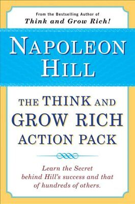 Think and Grow Rich Action Pack, Paperback by Hill, Napoleon, Brand New, Free...