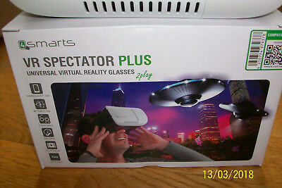 VR Spectator VR Brille plus 4smarts 2play Universal virtual reality glasses