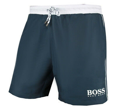 a6e19a1a78 HUGO BOSS 50317663 Seabream Swim Trunks Mens Quick Dry s m l xl 2xl ...