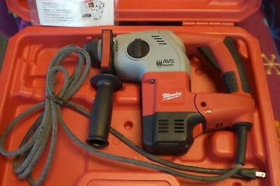 "MILWAUKEE 5363-21 1"" COMPACT SDS ROTARY HAMMER DRILL NEW  List # 133-100"