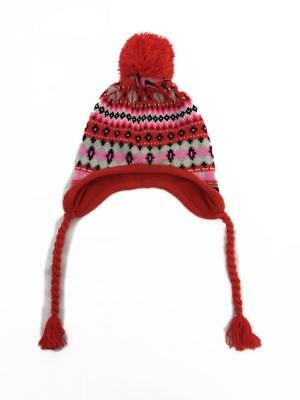 cf521337 WOMEN'S POMPOM HAT - Red Fair Isle New - Free Shipping! - $8.54 ...