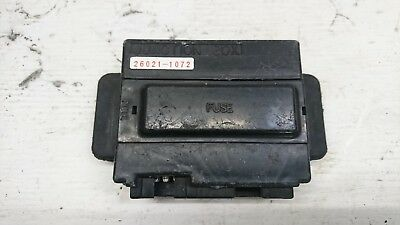 Kawasaki ZXR400 L1-L9 fuse junction box 26021-1072