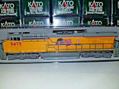 "Kato 176-8922: GE ES44AC ""Gevo"" Union Pacific #5475 N-Scale DCC Ready"