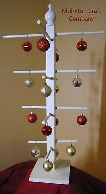 Custom Wooden Mulit-Use Craft Tree. Made in USA. Solid Wood, Crafts/Trade Shows.