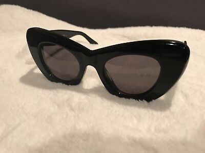 *authentic* Celine Cl 41055/s 807Bn Papillon Women's Sunglasses