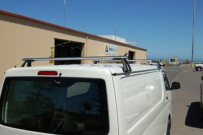 Toyota Hiace Roof Racks 2 Bar , 03/2005 - onwards LWB models