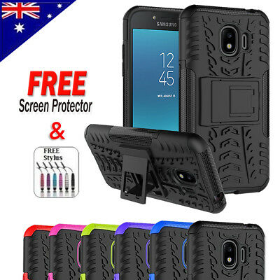 Heavy Duty Tough Shockproof Strong Case Cover For Samsung Galaxy J2 Pro 2018