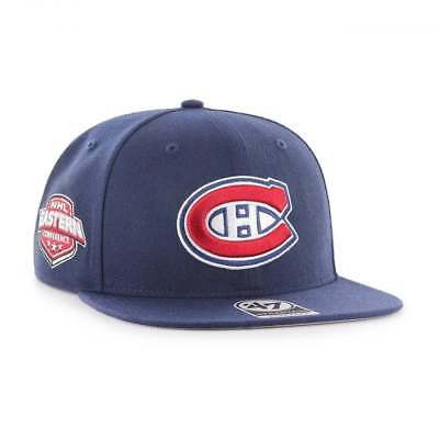 '47 NHL Montreal Canadiens Sure Shot Captain Snapback