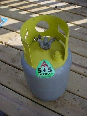 Refrigerant Recovery Tank,30Lb.400 PSI, Expired Test date Pickup Only