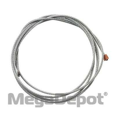 Brady 65319, 8' Galvanized Steel Cable