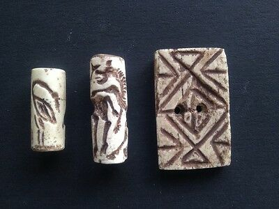 Indus Valley Seal Set Replicas
