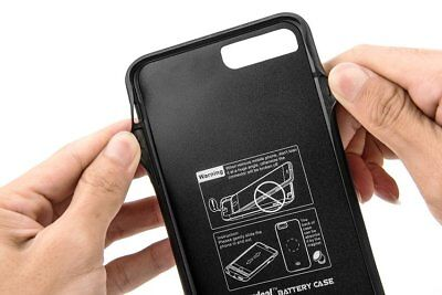 Magnetic 10000mAh Battery Smart Cover Charger Case For Apple iPhone 8 7 Plus XS