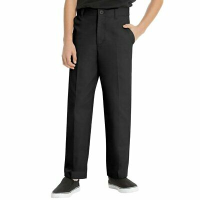 Real School Uniform Approved Boys Flat Front Pants