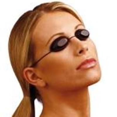 Eye Protection Indoor & Outdoor Women Tanning Goggles Beach Sun Bathing Eyewear