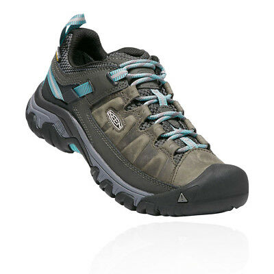 Keen Womens Targhee III Walking Shoes Blue Brown Sports Outdoors Trainers 74fed2399