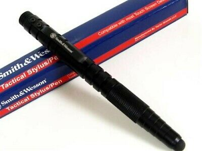 Smith & Wesson S&W Black Tactical Stylus Pen SWPEN3BK