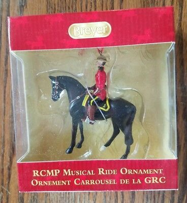 RCMP Musical Ride Ornament from Breyer Horses