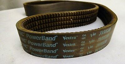 Gates Super HC Powerband Vextra Belt 3VX530