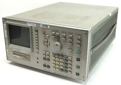 HP Agilent 4145B Semiconductor Parameter Analyzer - For Parts or Repair