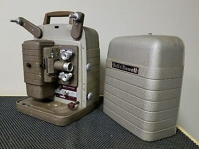 Vintage Bell & Howell Model 253 R 8MM Projector