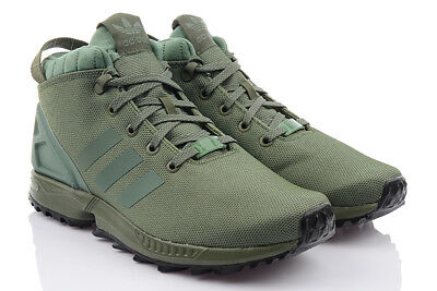 official photos 184a2 c0284 Chaussures Neuves Adidas Zx Flux 58 Tr Baskets Hommes DHiver Sentier