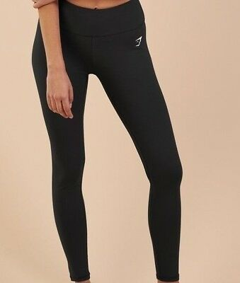 a32679ce5724e NEW Gymshark Dreamy Legging Black Size XS International Shipping Available
