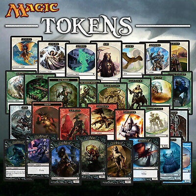 MTG Tokens - Huge Selection - Buy 1 Get 1 Free! (Add 2 items to basket)