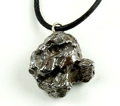 Campo del Cielo Meteorite Iron Meteor Space Rock Necklace