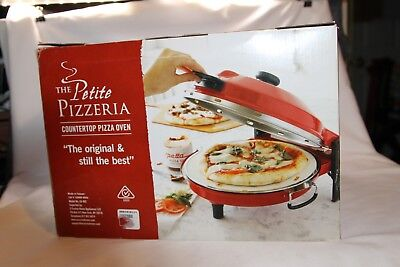Newwave ..The Petite Pizzeria Countertop Pizza Oven LD-902