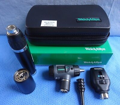 "Welch Allyn #97200-Ms Lithium-Ion Diagnostic ""smart Set"" --- New In Sealed Box!"