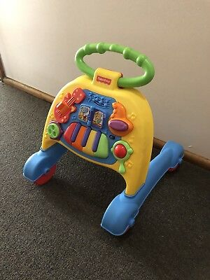 Fisher-Price Baby & Toddler Early Learner Walker