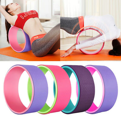 Yoga Wheel High Quality Gym Fully Stretched Chest Shoulder Back Training Tool WH